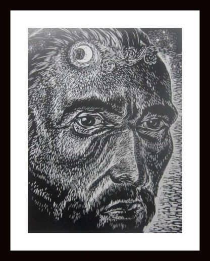 Monthian - Vincent van Gogh - 30 x 40 - 3