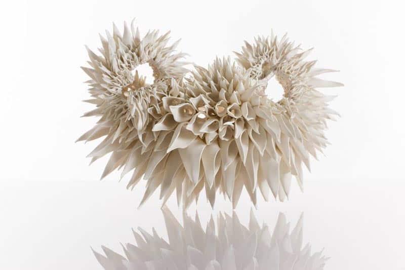 Nuala O Donovan - Sculptural Ceramics 01
