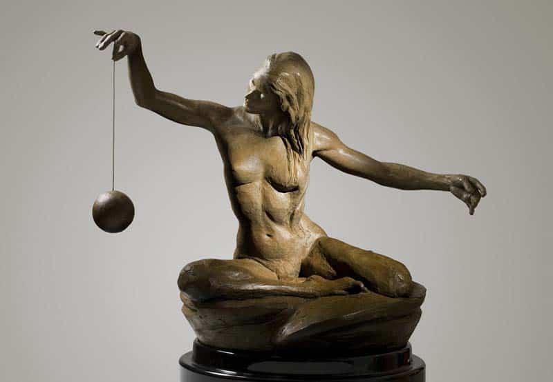 Paige Bradley - Sculptures - Bronze 03