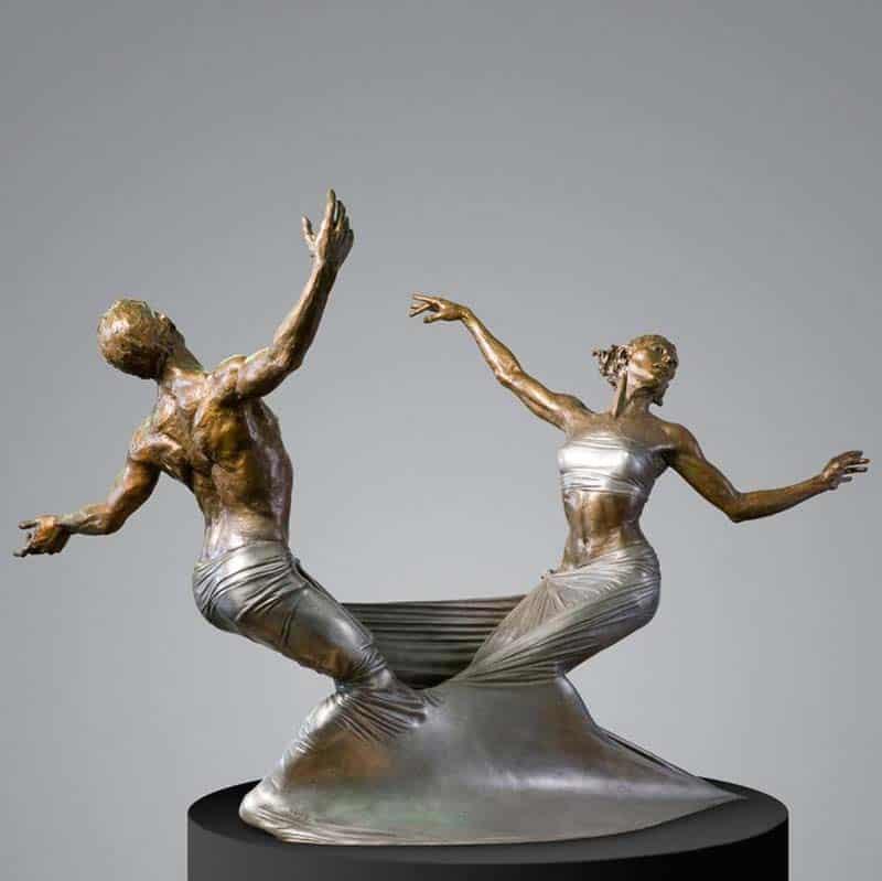 Paige Bradley - Sculptures - Bronze 12