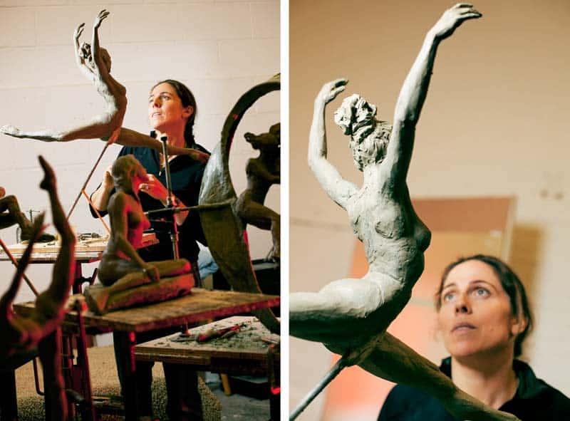 Paige Bradley - Sculptures - Bronze 13