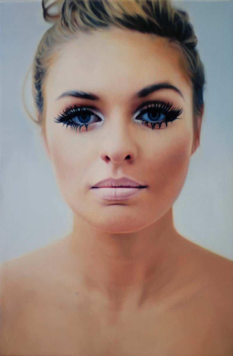 Philip Munoz - Hyperrealist Glamour 05