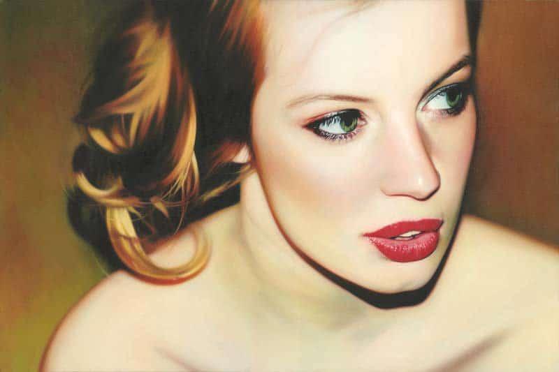 Philip Munoz - Hyperrealist Glamour 10