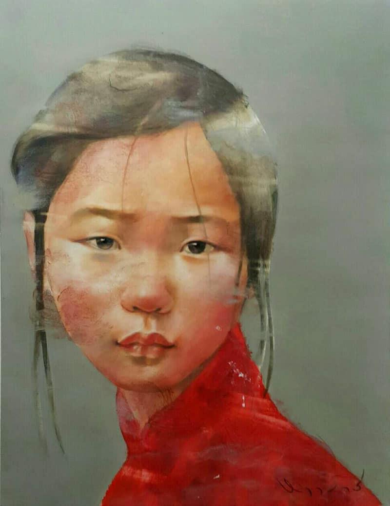 Po - Portrait 12 - 100 x 130 - 30
