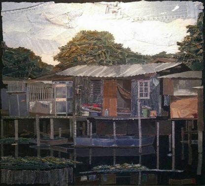 Pongsakul - Untitled 12 - 110 x 100 - 35