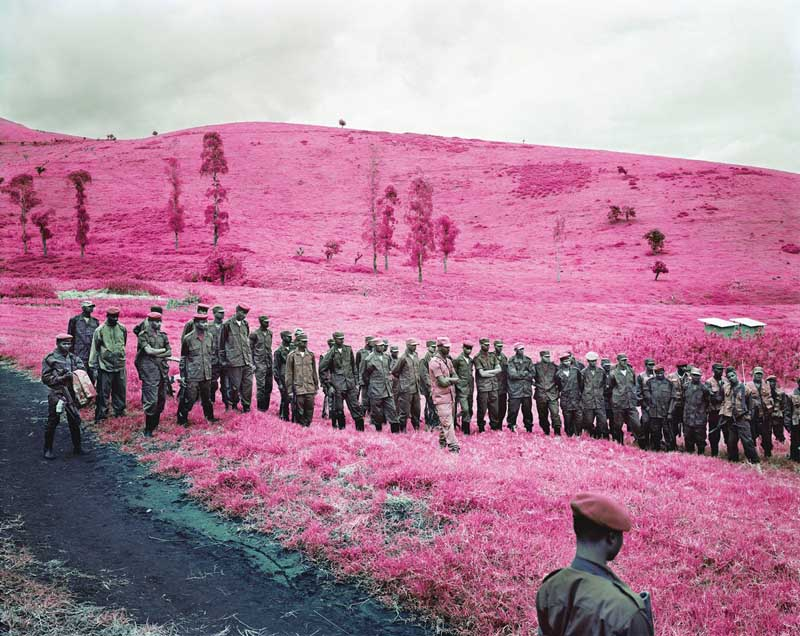 Richard Mosse - Psychedelic Battlefronts 02