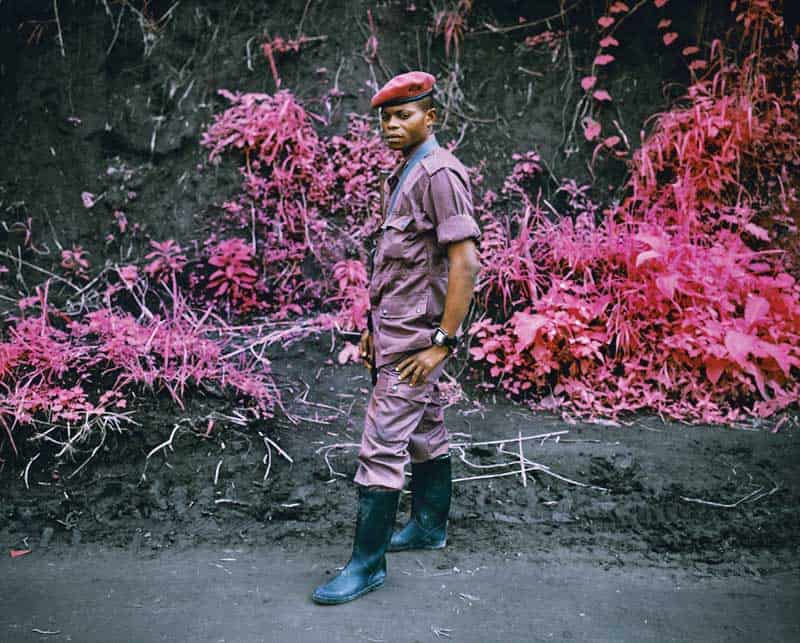 Richard Mosse - Psychedelic Battlefronts 03