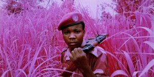Richard Mosse - Psychedelic Battlefronts 04 - feat
