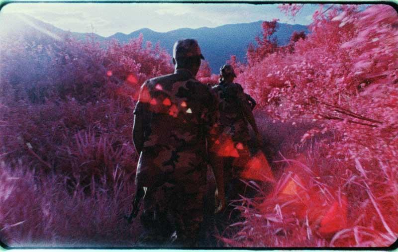 Richard Mosse - Psychedelic Battlefronts 08