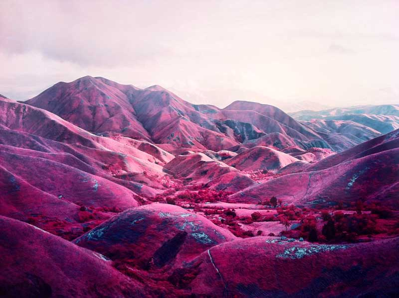 Richard Mosse - Psychedelic Battlefronts 09