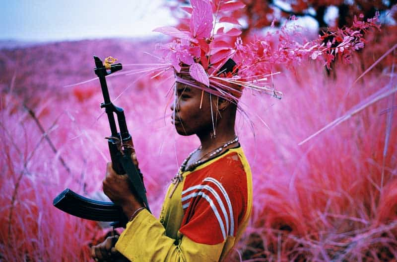 Richard Mosse - Psychedelic Battlefronts 10
