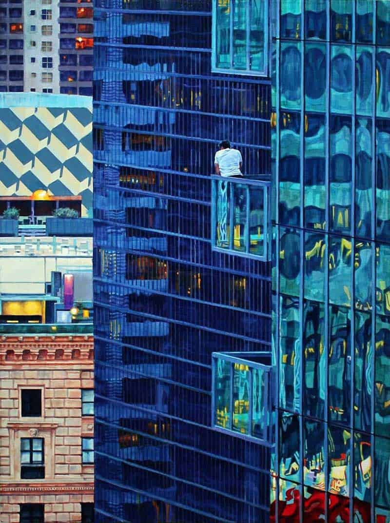 Seth Armstrong - Through the Highrise Windows 03