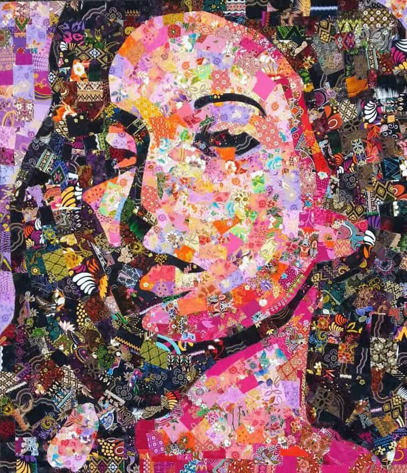 Tanawat - Collage Portrait 03