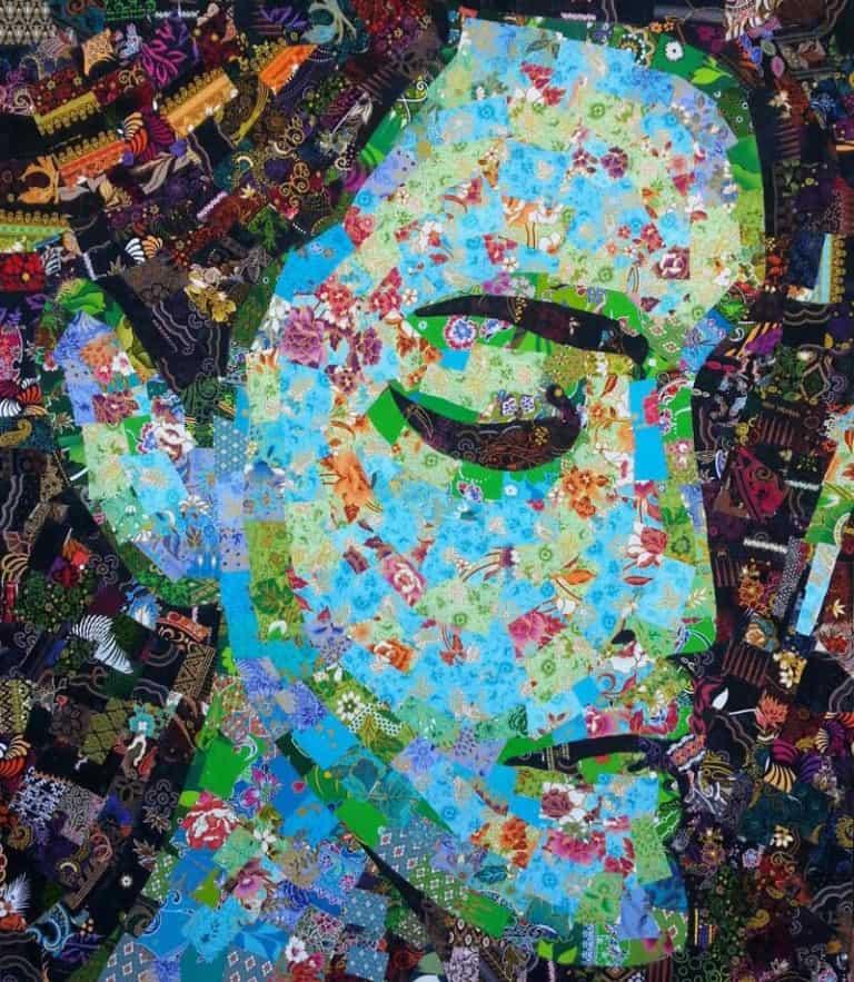 Tanawat - Collarge Portrait 04 - 120 x 140 - 15