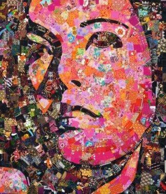 Tanawat - Collarge Portrait 05 - 120 x 140 - 15
