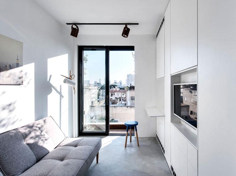 Tel Aviv - Duplex Penthouse - Teledano - Architects 01