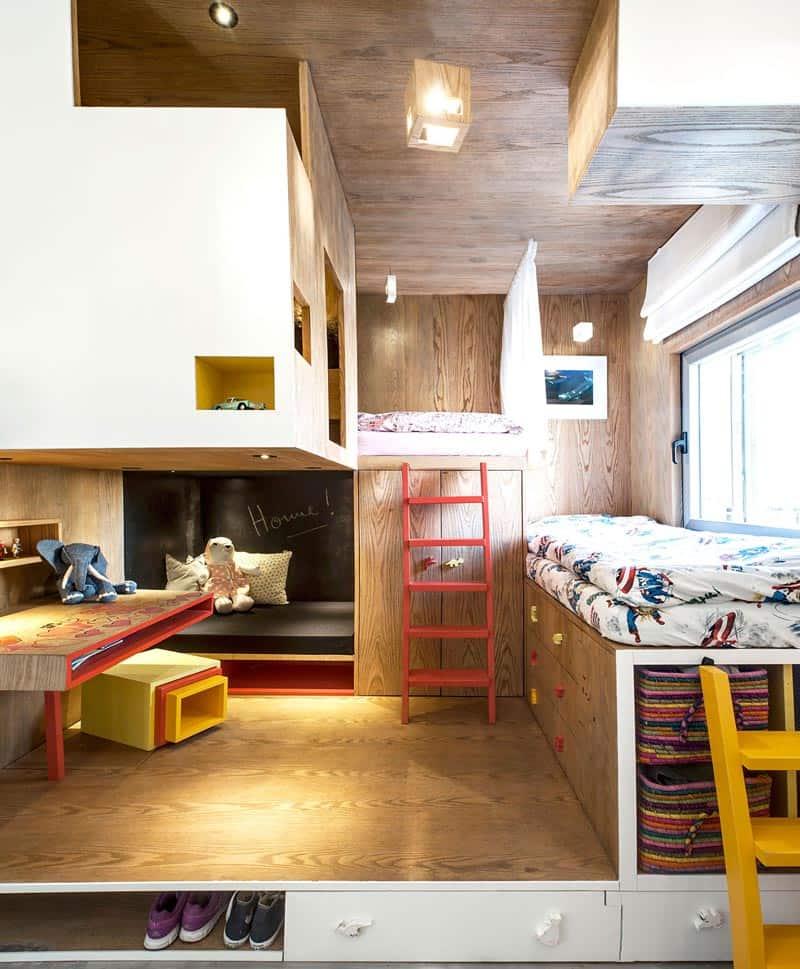 Tel Aviv - Duplex Penthouse - Teledano - Architects 02