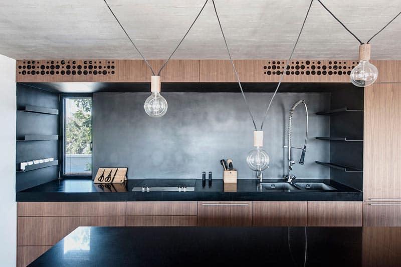 Tel Aviv - Duplex Penthouse - Teledano - Architects 08