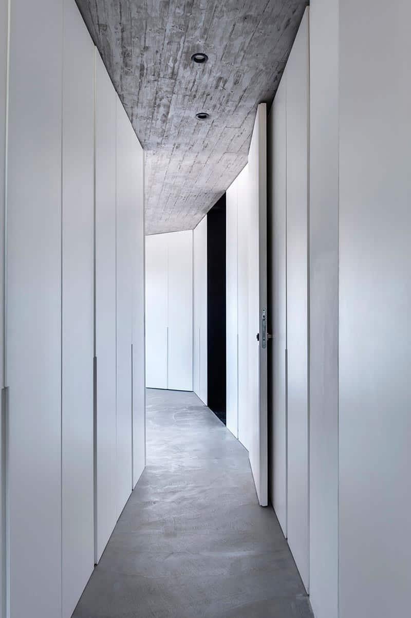 Tel Aviv - Duplex Penthouse - Teledano - Architects 12