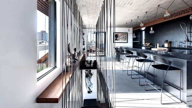 Tel Aviv - Duplex Penthouse - Teledano - Architects 15