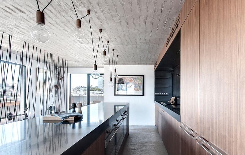 Tel Aviv - Duplex Penthouse - Teledano - Architects 16