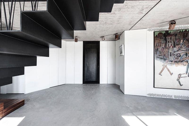 Tel Aviv - Duplex Penthouse - Teledano - Architects 18
