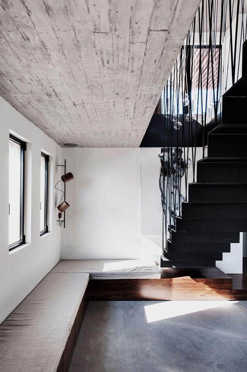 Tel Aviv - Duplex Penthouse - Teledano - Architects 20