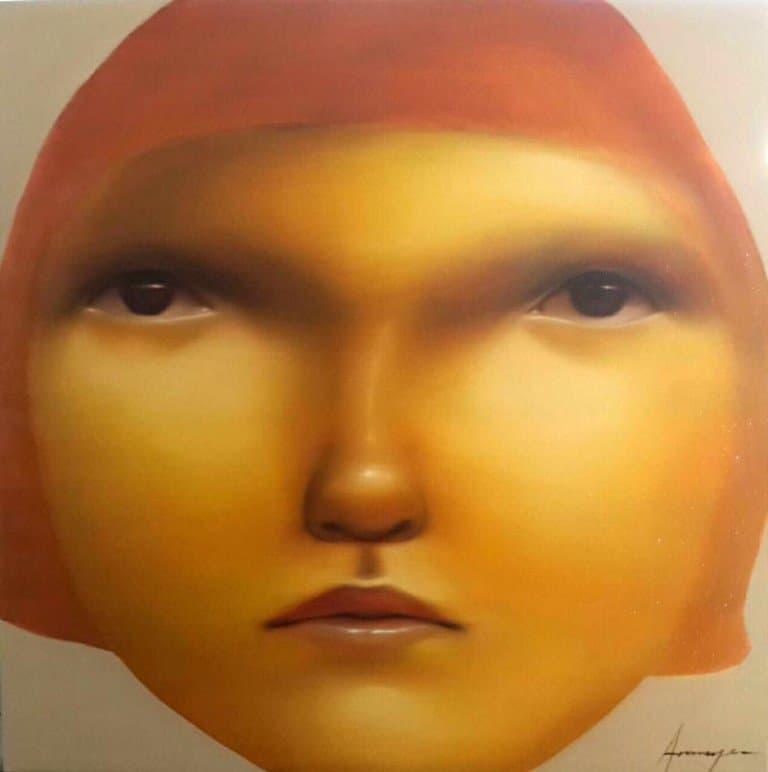 Aranya - Portrait 11 - 110 x 110 - 18