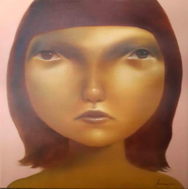 Aranya - Portrait 12 - 120 x 120 - 20