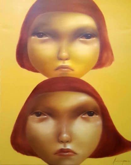 Aranya - Portrait 14 - 120 x 150 - 30