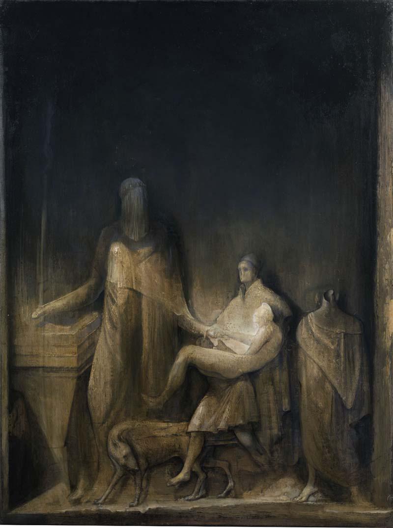 Artist Spotlight - Agostino Arrivabene 13