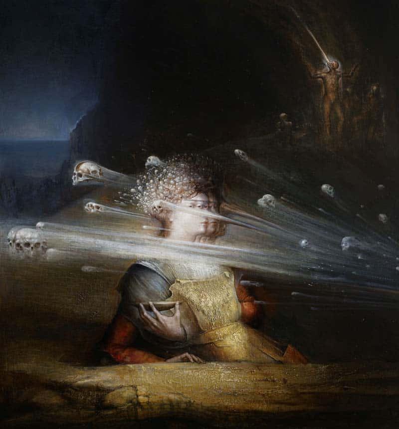 Artist Spotlight - Agostino Arrivabene 15