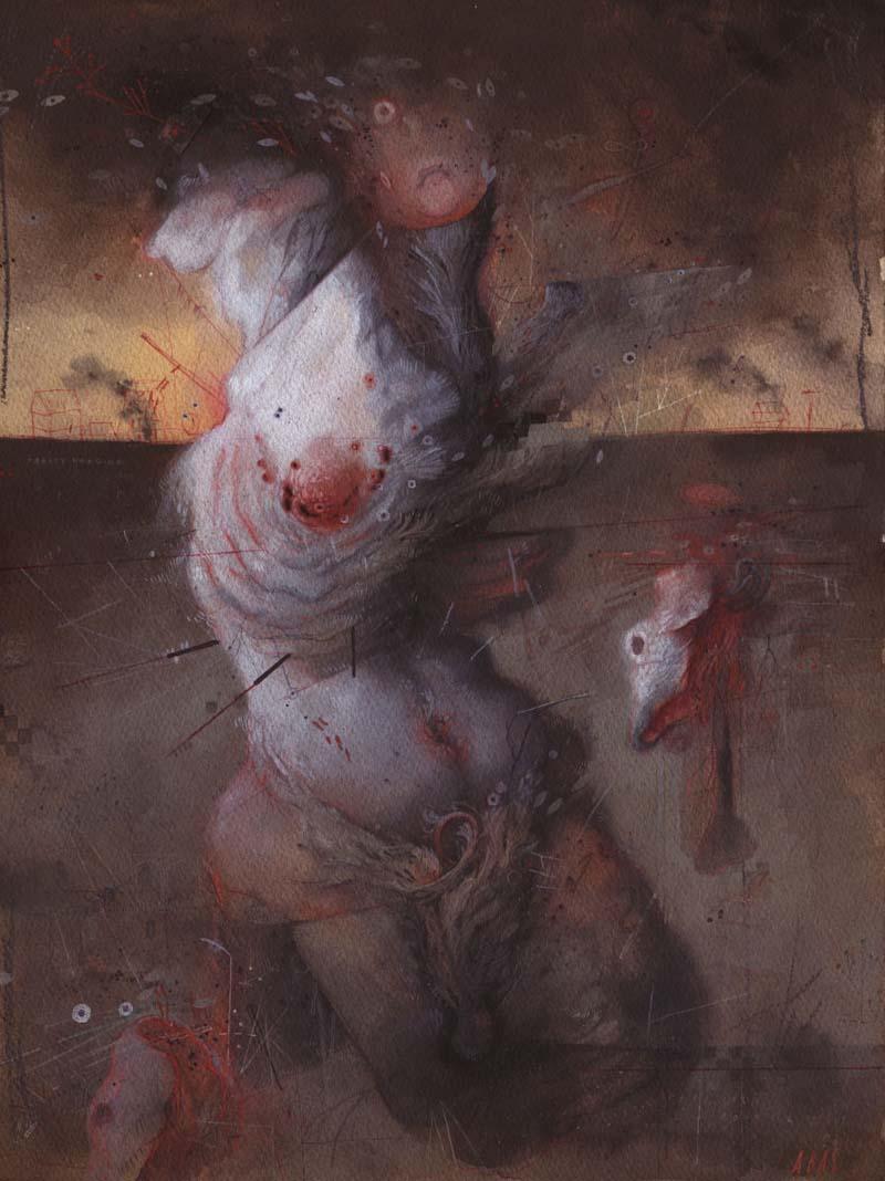 Artist Spotlight - Allison Sommers 01