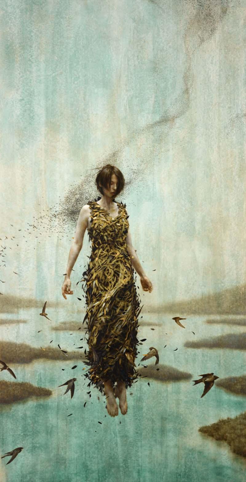 Artist Spotlight - Brad Kunkle 16