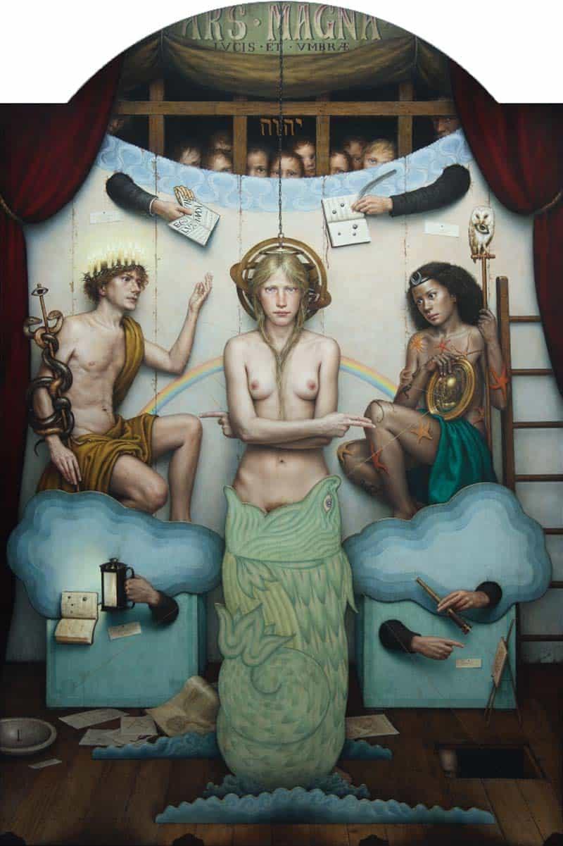 Artist Spotlight - Dino Valls 04