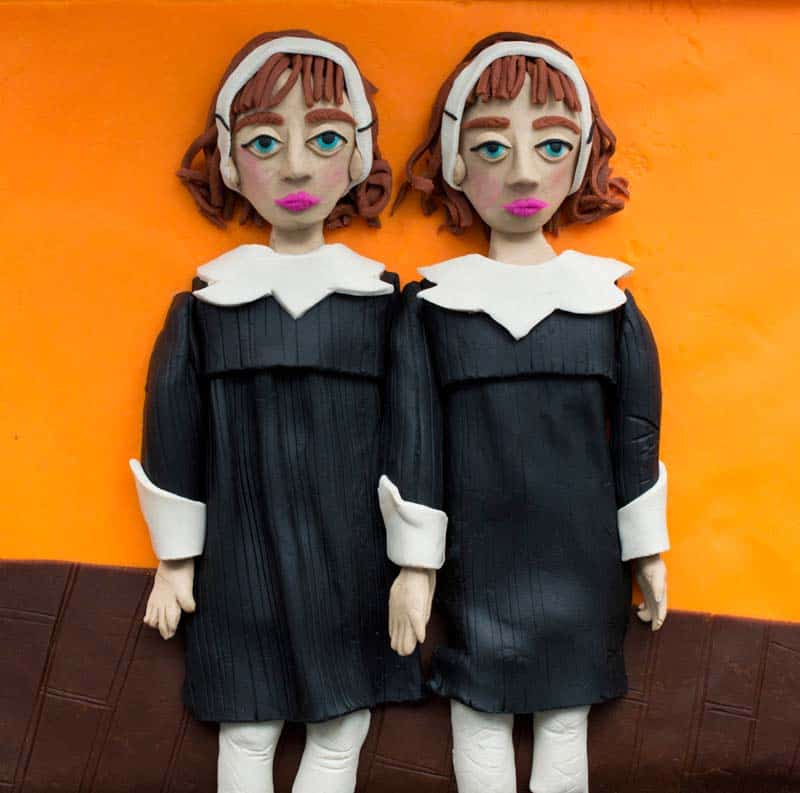 Artist Spotlight - Iconic Photographs in Play-Doh 22