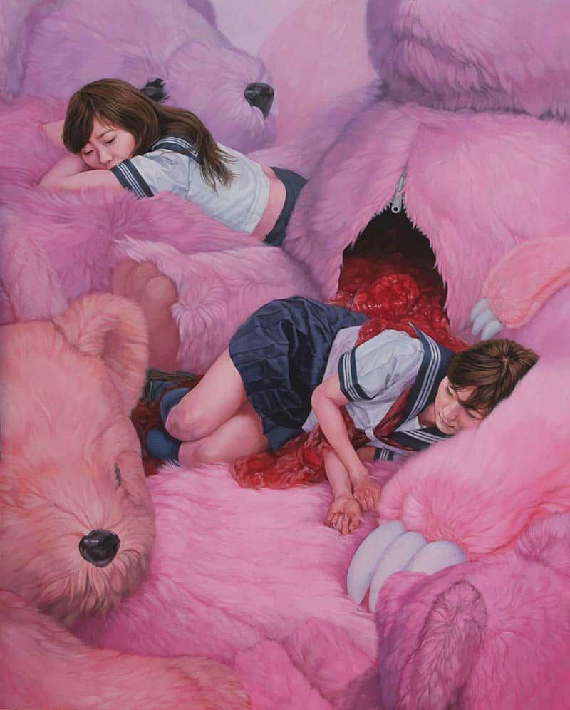Artist Spotlight - Kazuhiro Hori 01