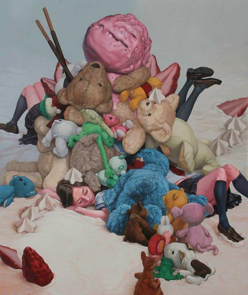 Artist Spotlight - Kazuhiro Hori 02