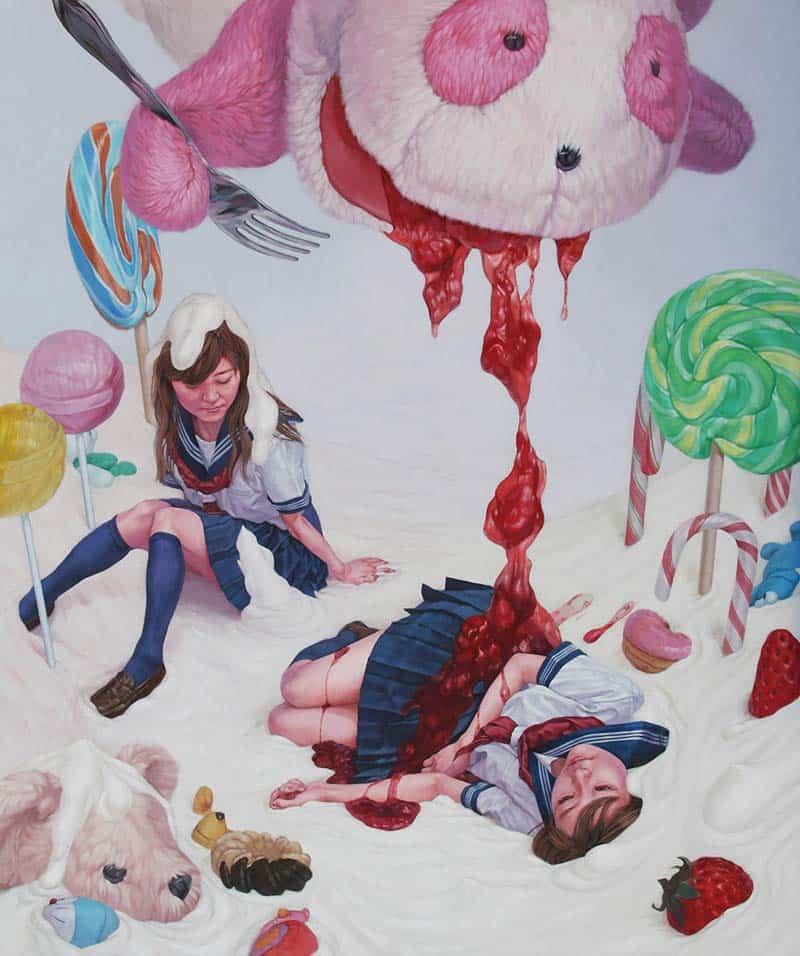 Artist Spotlight - Kazuhiro Hori 03