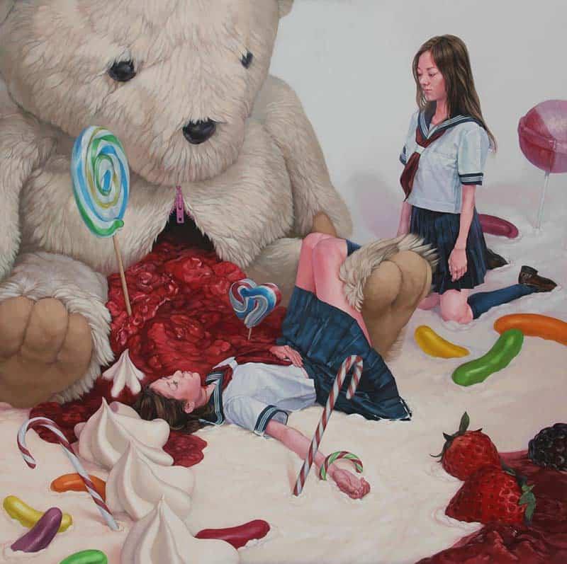 Artist Spotlight - Kazuhiro Hori 04