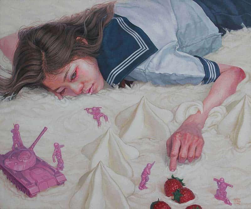 Artist Spotlight - Kazuhiro Hori 05