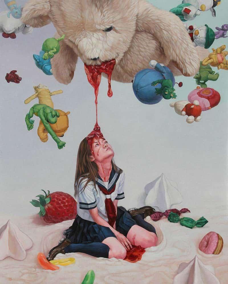 Artist Spotlight - Kazuhiro Hori 06