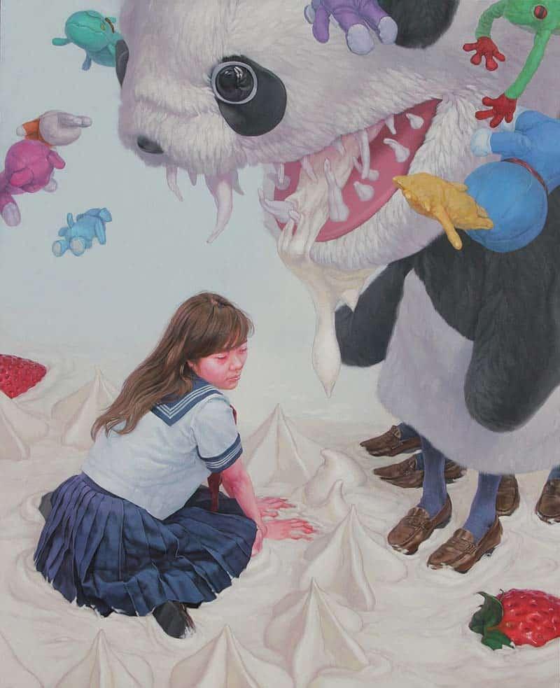 Artist Spotlight - Kazuhiro Hori 07