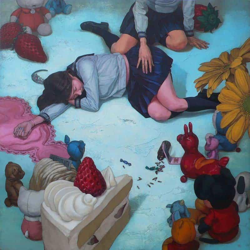 Artist Spotlight - Kazuhiro Hori 08