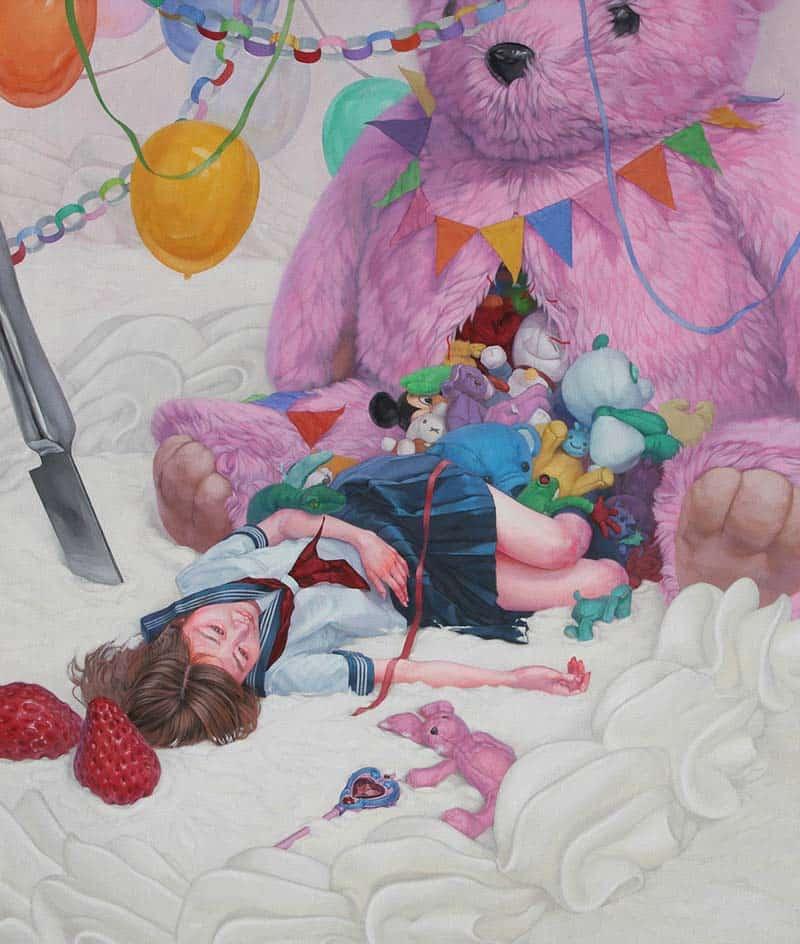 Artist Spotlight - Kazuhiro Hori 09