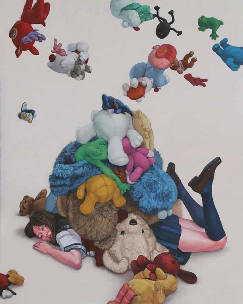 Artist Spotlight - Kazuhiro Hori 10