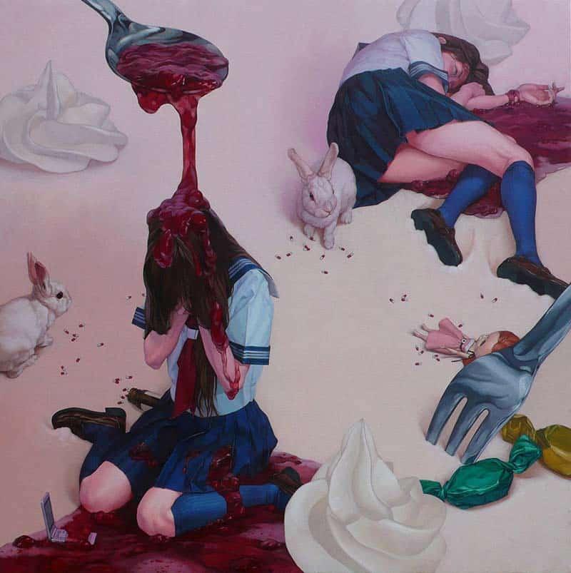 Artist Spotlight - Kazuhiro Hori 11