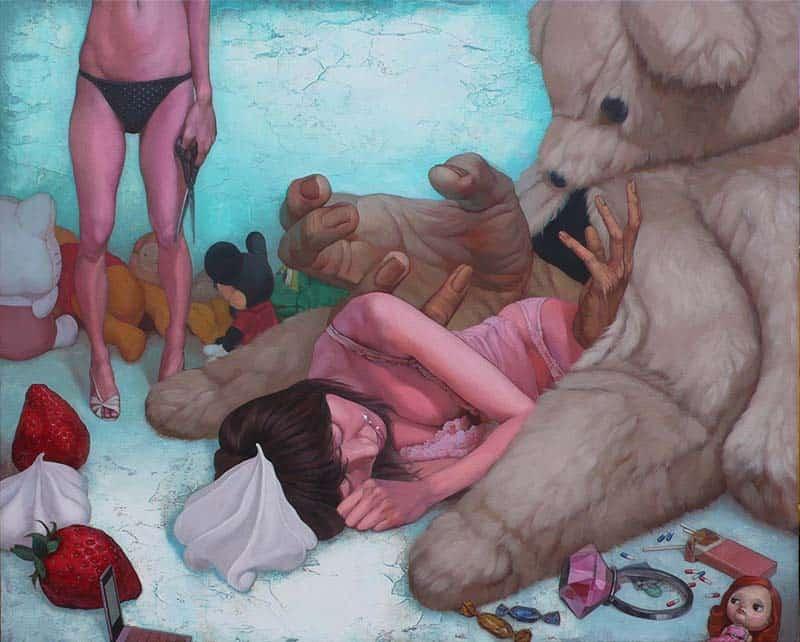 Artist Spotlight - Kazuhiro Hori 12