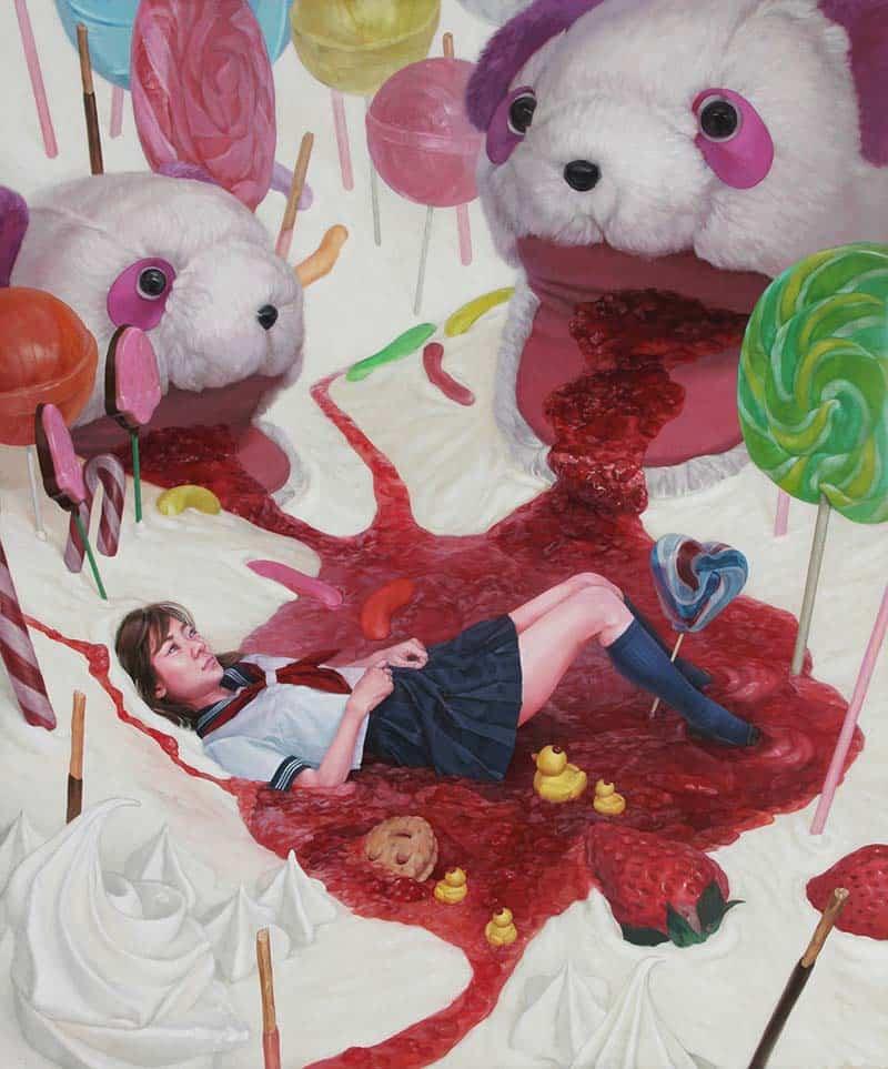 Artist Spotlight - Kazuhiro Hori 14