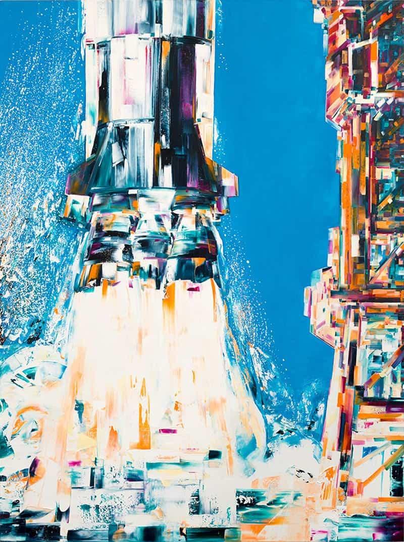 Artist Spotlight - Michael Kagan 02